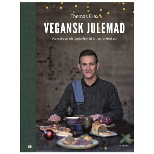 vegansk julemad kogebog køb