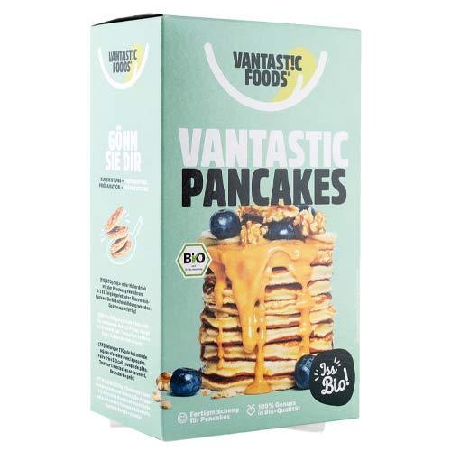 veganske pandekager blanding mix - køb online