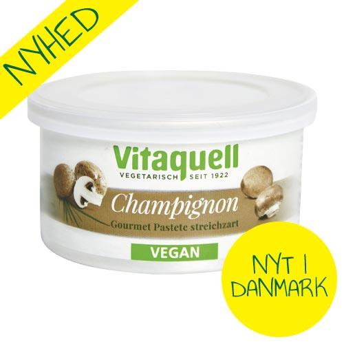 vegansk postej køb - vegansk leverpostej af champignon