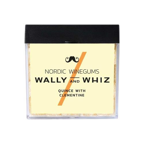 wally and whiz vegansk juleslik 2020 kvæde med klementin