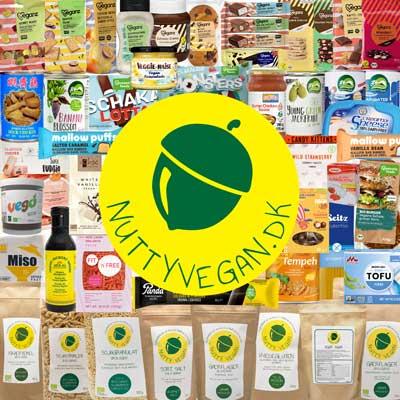 vegansk webshop - veganske produkter online - vegansk mad