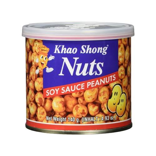 khao song nødder - vegansk snacks - veganske chips