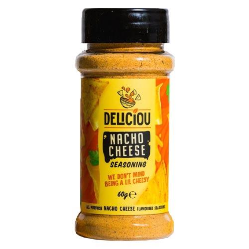 vegansk ostekrydderi - deliciou nacho cheese seasoning
