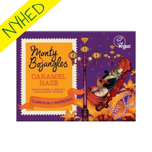 vegansk chokolade - gave til veganer - monty bojangles vegan