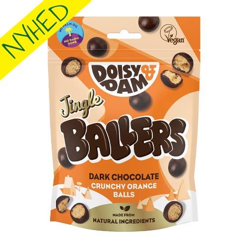 vegansk juleslik - vegansk chokolade - jingle ballers
