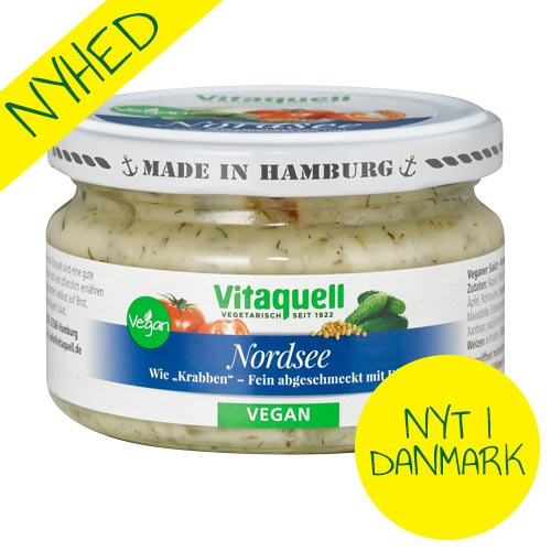 vegansk krabbesalat - vegansk pålæg køb online