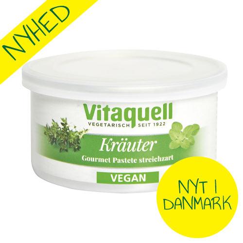 vegansk leverpostej køb online - vitaquell med urter