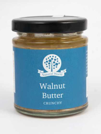 Walnut Butter Crunchy