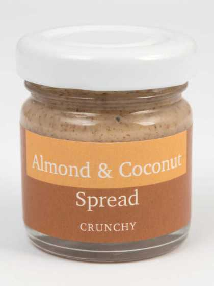 Almond And Coconut Spread Crunchy