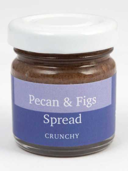 Pecan And Figs Spread Crunchy