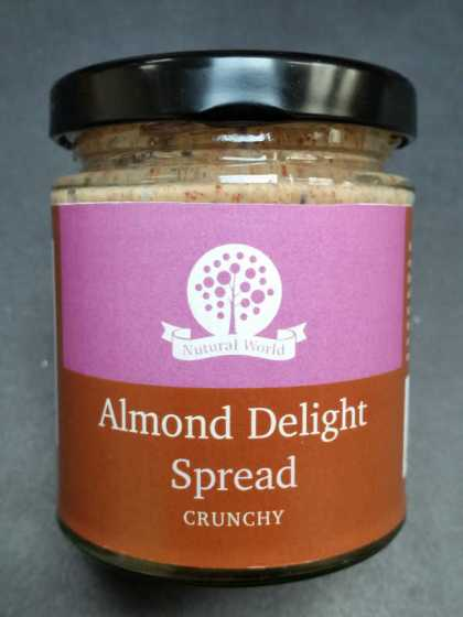Almond Delight Spread Crunchy 170g