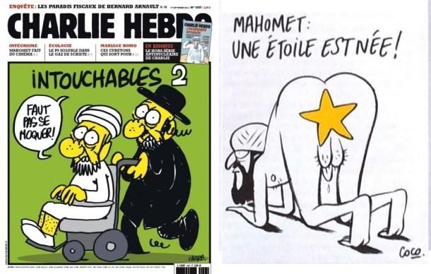 charliehebdo - front