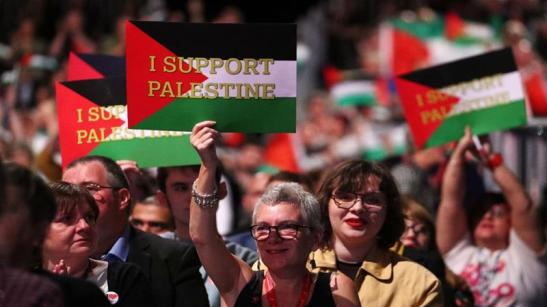 Irish bill in support of palestine