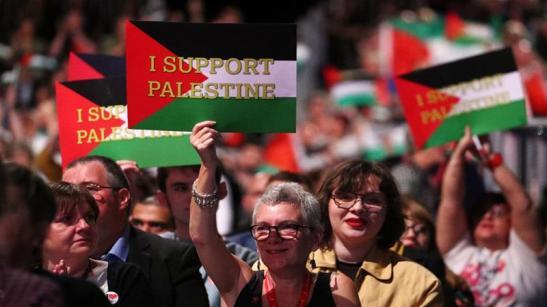 Irish bill in support of palestine