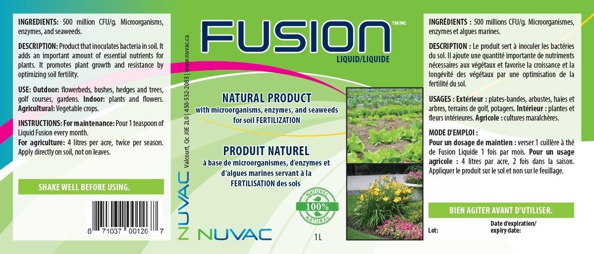 fusion-liquide