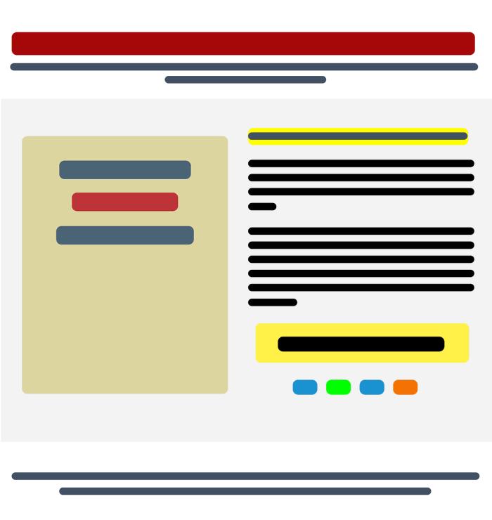 Landing Page, otro sitio web que convoca a la acción del usuario