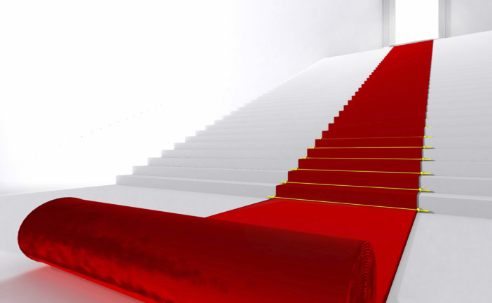 Follow The Red Carpet Road