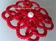 Rosa Celtica rossa