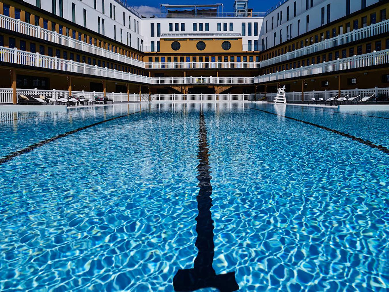 Hotel Molitor  NUVO