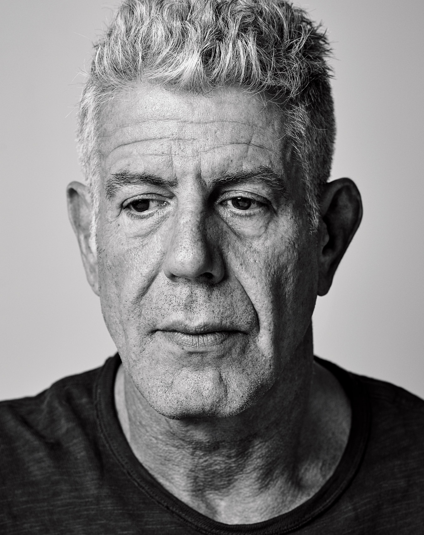 Anthony Bourdain  NUVO
