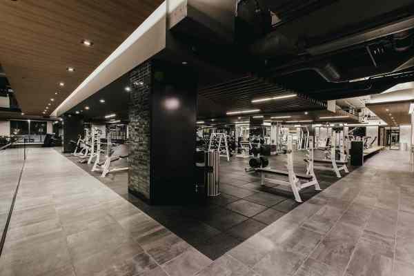 Equinox Gym In Vancouver Nuvo