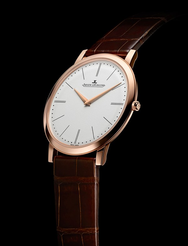 Ultra-thin Watches Men Nuvo