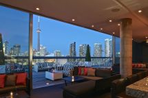 Canada Beautiful Hotel Rooftops Nuvo