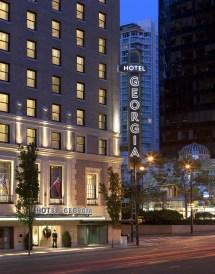Rosewood Hotel Georgia Vancouver Nuvo