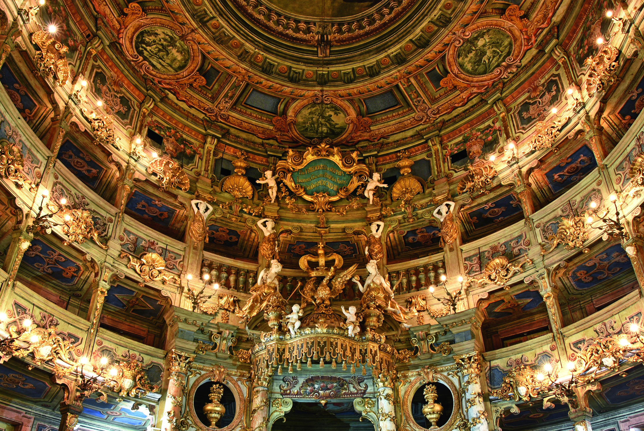 The Margravial Opera House NUVO
