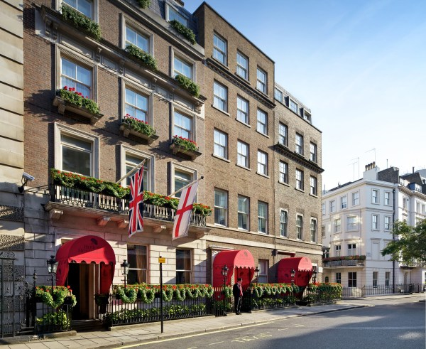 Chesterfield Mayfair London Nuvo