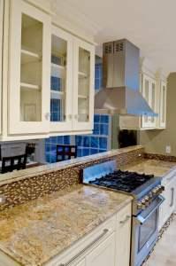 calgary custom cabinets with glass