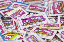 Big Changes to Box Tops for Education This Summer
