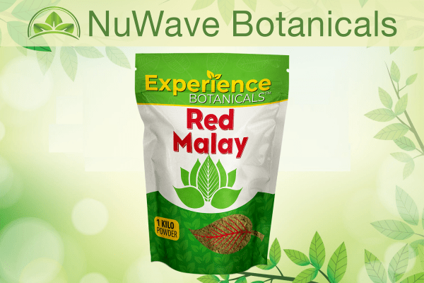 nuwave products experience botanicals red malay 1kg