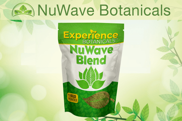 nuwave products experience botanicals nuwave blend 1kg