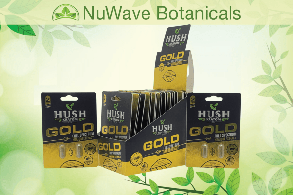 Hush Gold Extract 2ct 1