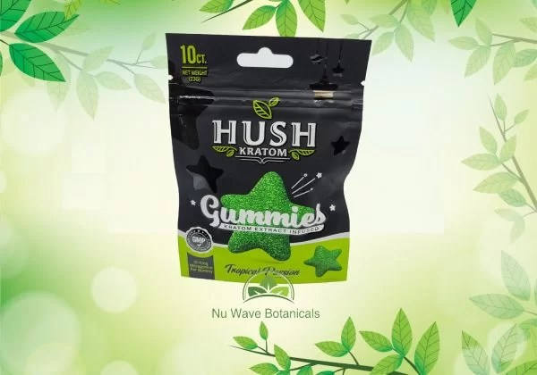 Hush Kratom Gummies