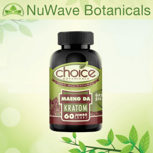 Choice Jumbo (1gr) Capsules – 60ct Bottle