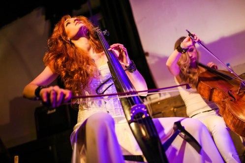 Концерт Vespercellos в Мастерской