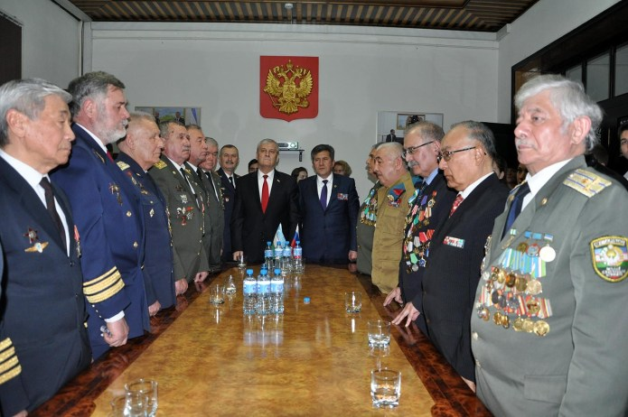 В Узбекистане прошли мероприятия, посвященные выводу советских войск из Афганистана