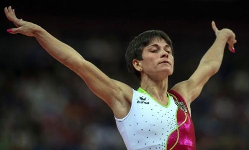 Оксана Чусовитина завоевала награду AGF Trophy и две медали Кубка мира по спортивной гимнастике