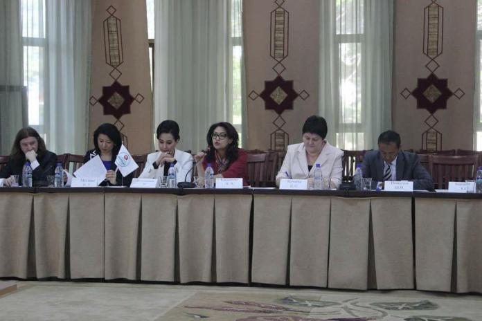 Назокат Касымова: «Главный приоритет внешней политики Узбекистана — Центральная Азия»
