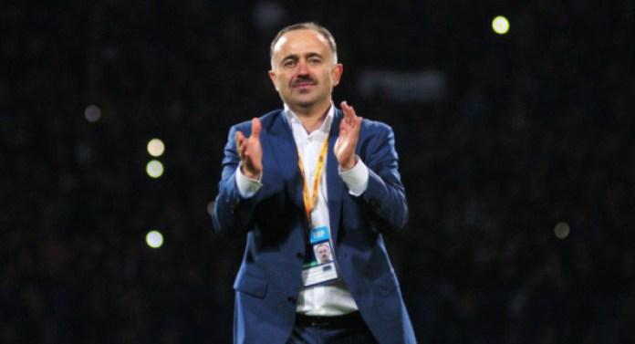 Самвел Бабаян стал главным тренером футбольного клуба «Локомотив»