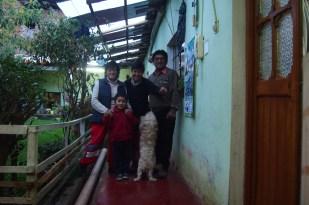 Señor Maco ve ailesi