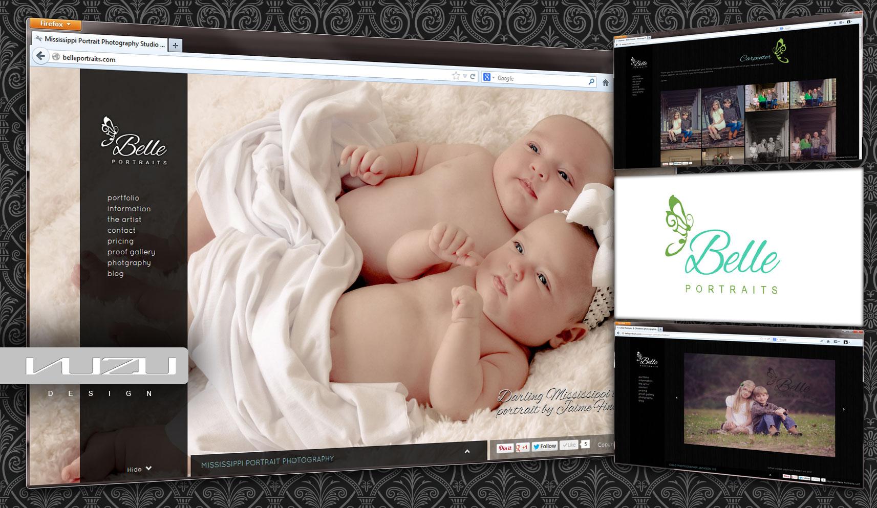 Baby Portraits Madison Mississippi