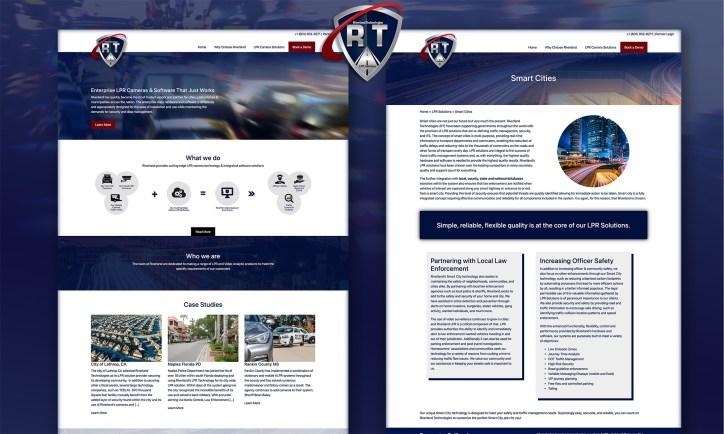 complete website services