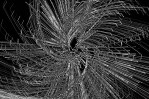 B&W Abstract by Gene Garner Copyright © 2013