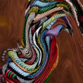 Rivers of Color by Mary Jane Fish