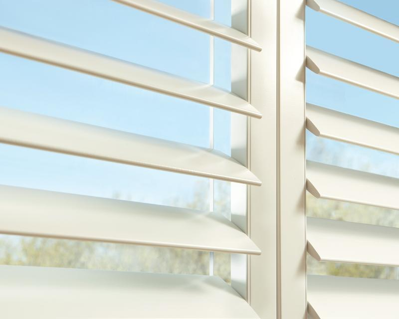 Free Clearview tilt on Hunter Douglas NewStyle Shutters