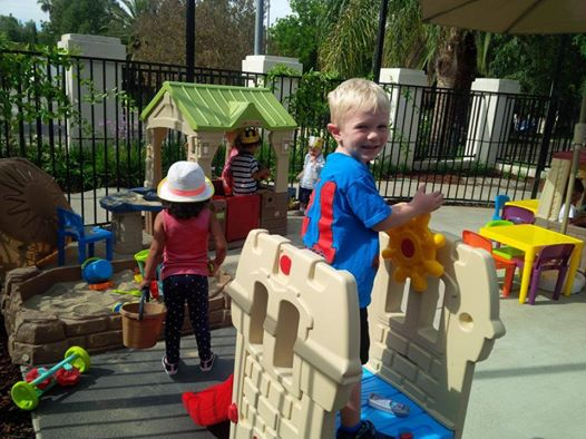 Toddlers' Play Yard