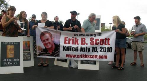 Coroners Inquest2 300x183 Bill Scott, Father of Erik Who Was Killed by LVMPD Employees, Interviewed by Bill Buppert of ZeroGov.com
